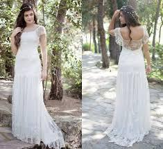 boho wedding dress designers hippie wedding dresses make you noticeable