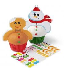 Wilton Cupcake Decorating Kit Wilton Reindeer Decorating Kit For 12 Cupcakes Kitschcakes