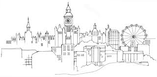graphic london skyline pen drawing abi daker copy1 jpg 900 444