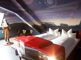 this german hotel lets you sleep in a mercedes photos condé