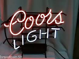 coors light bar sign coors light beer sign vintage neon lighted bar signs 1 brewing