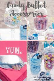 Apothecary Jars For Candy Buffet by 44 Best Wedding Candy Bar Images On Pinterest Wedding Candy