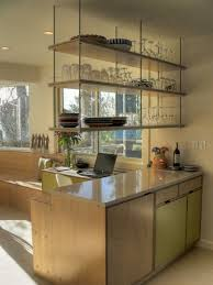 how to install cabinets in kitchen hanging cabinet kitchen cabinets from the ceiling glass on uneven