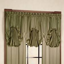 concord satin window treatment