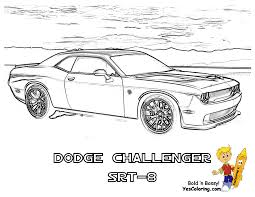 marvellous design dodge charger coloring pages muscle car cecilymae