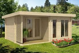 bureau de jardin prix vente d habitats modulaires espace nature et bois