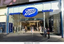 boots sale uk chemist boots shop stock photos boots shop stock images alamy