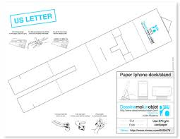 this is the us letter sized paper template for that ipaper dock i