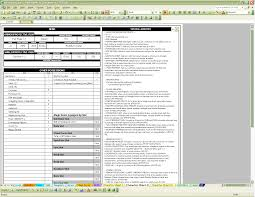What Is A Spreadsheet In Excel Scoreforge Pathfinder Character Creator Download Sourceforge Net