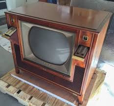 home theater cabinet cooling vintage rca color tv visions4