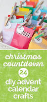 24 diy advent calendar crafts thegoodstuff