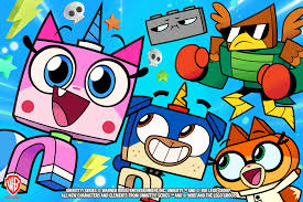 lego movie u0027s u0027 unikitty gets animated series at cartoon network