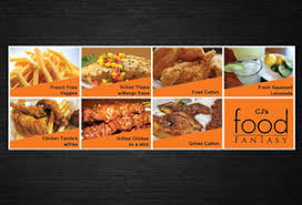 13 bold modern fast food restaurant banner ad designs for a fast