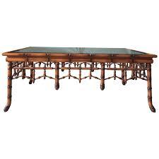 viyet designer furniture tables louis j solomon faux bamboo