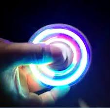 fidget spinner light up blue new led fidget spinner fidgets pinterest hand spinner and