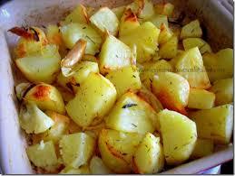 cuisiner pommes de terre pommes de terre rôties aux oignons rouges le cuisine de samar