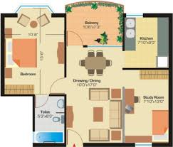 study room floor plan ashiana utsav in sector 12 bhiwadi bhiwadi price location map