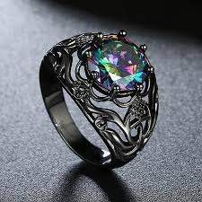 gothic jewelry rings images Crystal gothic ring proud n 39 loud jpg