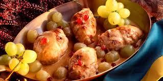 cuisiner du faisan faisan aux raisins recette sur cuisine actuelle