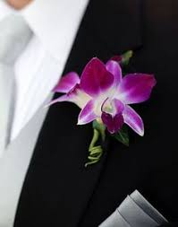 orchid boutonniere purple orchid boutonniere in fullerton ca flower
