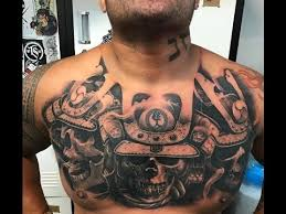 mark hunt u0027s new chest tattoo is a sight to behold youtube