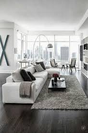 Perfectly Minimal Living Areas For Your Inspiration Minimal - Modern condo interior design