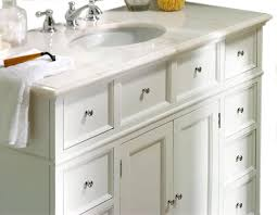 White Vanity Cabinets For Bathrooms Hampton Bay 44
