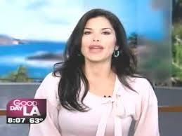 news anchor in la hair lauren sanchez good day l a youtube