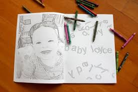 turning pictures into coloring pages personalized coloring books coloring pictures c r a f t