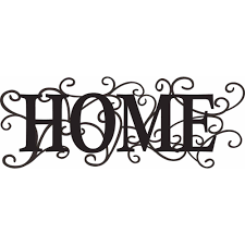Metal Decorative Letters Home Decor Metal Wall Art Walmart Com