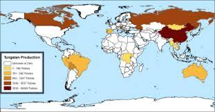 Tungsten Periodic Table Https Upload Wikimedia Org Wikipedia Commons Thu