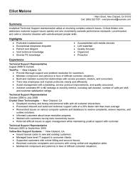 technical resume exles best technical support resume exle livecareer