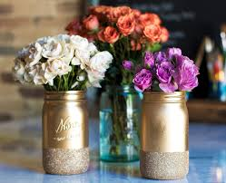 Centerpieces For Wedding Homemade Mason Jar Centerpieces For Bridal Shower Mason Jar Crafts