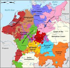 Europe Map 1500 Maptitude