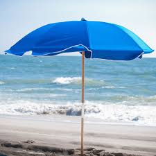 Patio Umbrella Commercial Grade by Frankford Umbrella 7 5 Ft Fiberglass Rib Commercial Beach