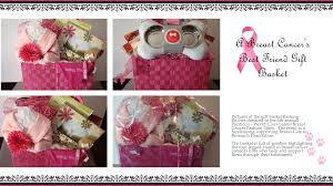 best friend gift basket breast cancer s best friend thank you gift basket barking
