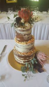 wedding cakes with australian flowers tumbling trailing sugar