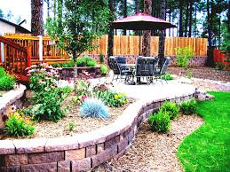 Landscaping Ideas For Backyard On A Budget Cheap Landscaping Ideas For Back Yard And Easy Backyard Simple
