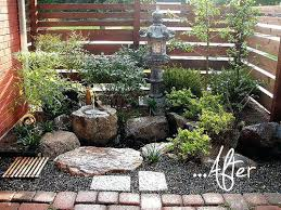beautiful zen rock garden ideas home design backyard photograph at