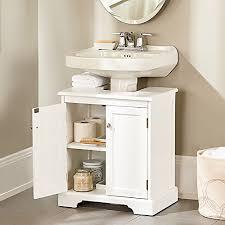 under pedestal sink storage cabinet pedestal sink cabinet instantly create a portable under teardrop
