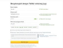 cara membuat twitter terbaru 2014 cara daftar membuat akun twitter hanya 5 menit terbaru mei 2018