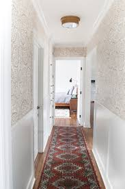 Blue Rug Runners For Hallways A Pretty Hallway U0026 A Runner Giveaway Room For Tuesday