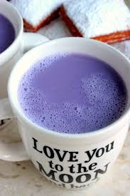 purple mardi gras mardi gras purple hot chocolate plus diy colored sugar big