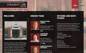 Kitchen Website Design Web Design Redframe Creativeredframe Creative