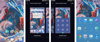 design your own home screen first look android 7 0 nougat on oneplus 3 3t android central
