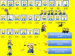 minions maths shed mathematics shed