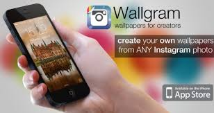 instagram wallpaper wallgram turns instagram photos into iphone wallpapers cult of mac