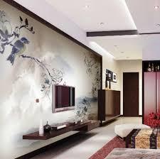 ideas chic living room wall designs paint teenage room wall