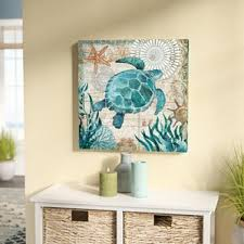 turtle wall art you u0027ll love wayfair