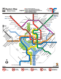Metro Line Map by For I Dipt Into The Future The Future Of Metro After Th U2026 Flickr